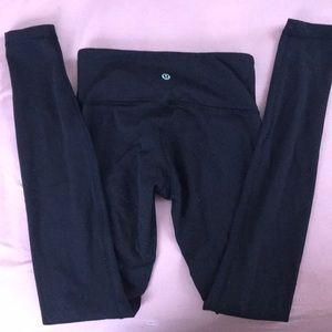 Lululemon wunder under pant leggings